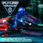 Future Trance, 2 Audio-CDs. Vol.54