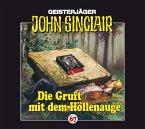 Die Gruft mit dem Höllenauge / Geisterjäger John Sinclair Bd.67 (1 Audio-CD)