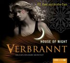 Verbrannt / House of Night Bd.7 (5 Audio-CDs)