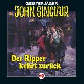 Der Ripper kehrt zurück / Geisterjäger John Sinclair Bd.69 (1 Audio-CD)
