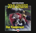 Das Vampirnest / Geisterjäger John Sinclair Bd.65 (1 Audio-CD)