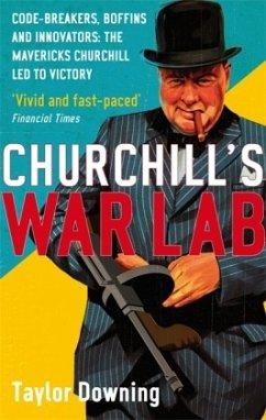 Churchill's War Lab - Downing, Taylor