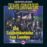 Die Leichenkutsche von London / Geisterjäger John Sinclair Bd.68 (1 Audio-CD)