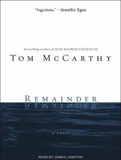 Remainder - Mccarthy, Tom