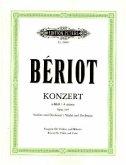 Konzert für Violine und Orchester Nr. 9 a-Moll op. 104 (Ausgabe für Violine und Klavier)