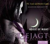Gejagt / House of Night Bd.5 (5 Audio-CDs)