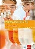 PRISMA Chemie 5-10, Gefährdungsbeurteilung, CD-ROM
