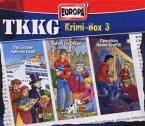 Krimi-Box 3 / TKKG Bd.121/137/142 (3 Audio-CDs)