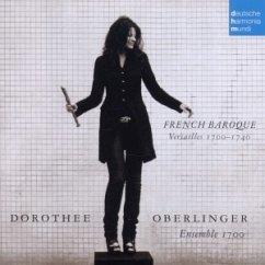 French Baroque, 1 Audio-CD