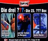 3er Box / Die drei Fragezeichen Bd.67-69 (3 Audio-CDs)