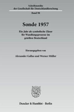 Sonde 1957