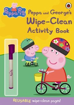 Peppa Pig: Peppa and George's Wipe-Clean Activity Book - Peppa Pig