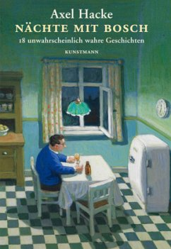 Nächte mit Bosch - Hacke, Axel