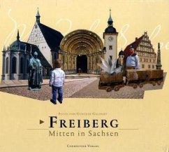 Freiberg - Mitten in Sachsen