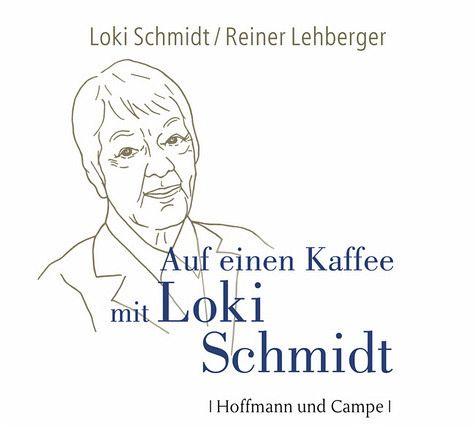 Auf einen Kaffee mit Loki Schmidt, 2 Audio-CDs - Schmidt, Loki; Lehberger, Reiner