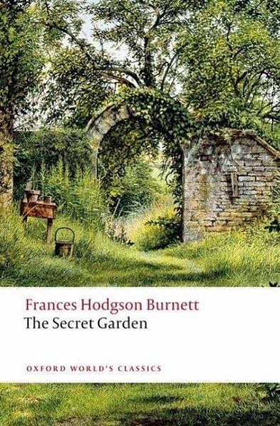The Secret Garden Von Frances Hodgson Burnett Englisches Buch