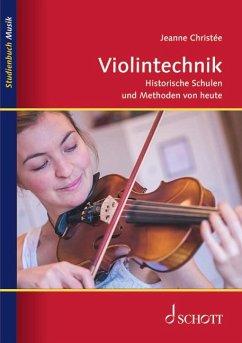 Violintechnik