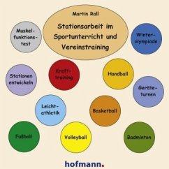 Stationsarbeit im Sportunterricht und Vereinstraining, 1 CD-ROM