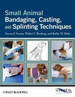 Small Animal Bandaging - Swaim; Ve90