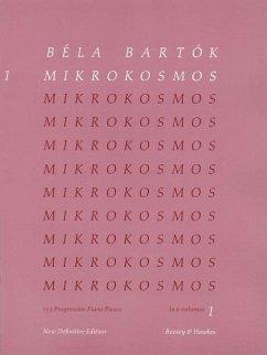 Bela Bartok: Mikrokosmos, Volume 2: 153 Progres...