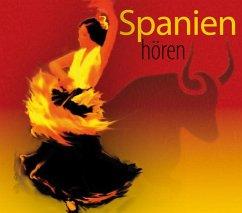 Spanien hören, 1 Audio-CD - Hinz, Antje