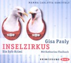 Inselzirkus / Mamma Carlotta Bd.5 (4 Audio-CDs)