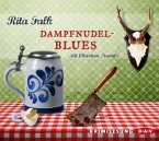 Dampfnudelblues / Franz Eberhofer Bd.2 (4 Audio-CDs)