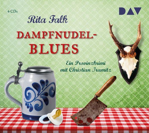 Dampfnudelblues / Franz Eberhofer Bd.2 (4 Audio-CDs) - Falk, Rita