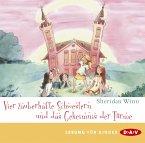 Vier zauberhafte Schwestern und das Geheimnis der Türme / Vier zauberhafte Schwestern Bd.3 (2 Audio-CDs)