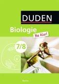 Biologie Na klar! 7/8 Lehrbuch Berlin Sekundarschule