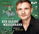 Der kleine Wassermann, 2 Audio-CDs