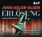 Erlösung / Carl Mørck. Sonderdezernat Q Bd.3 (6 Audio-CDs)