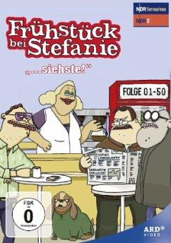 Frühstück bei Stefanie ...siehste!