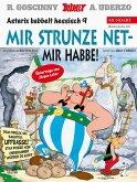 Mir strunze net - mir habbe!; Obelix GmbH & Co.KG / Asterix Bd.23 (hessische Ausgabe)