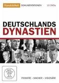 Deutschlands Dynastien - Pioniere, Macher, Visionäre (10 Discs)