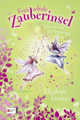 Buch-Reihe Feenschule Zauberinsel von Elizabeth Lindsay