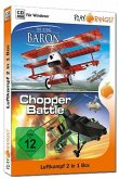 Luftkampf - 2 in 1 Box (The Flying Baron / Chopper Battle) (PC)