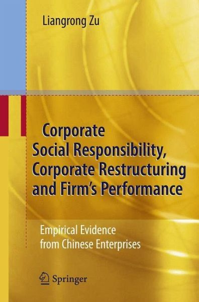 corporate social responsibility in firms and The importance of corporate social responsibility november 2015  firms may have been coerced into adopting csr and did so with insufficient enthusiasm.