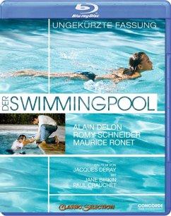 Der Swimmingpool (Ungekürzte Fassung) - Alain Delon/Romy Schneider