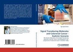 Signal Transducing Molecules and Colorectal Cancer - Kashmir Scenario