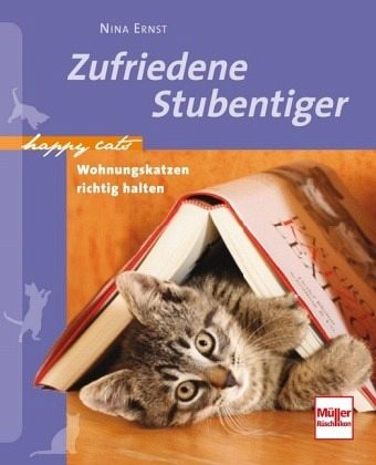 happy cats zufriedene stubentiger von nina ernst buch. Black Bedroom Furniture Sets. Home Design Ideas