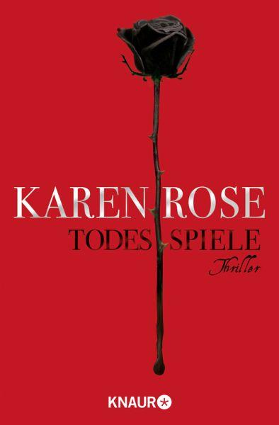 Buch-Reihe Todestrilogie von Karen Rose