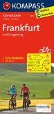 Kompass Fahrradkarte Frankfurt und Umgebung / Kompass Fahrradkarten