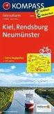 Kompass Fahrradkarte Kiel, Rendsburg, Neumünster