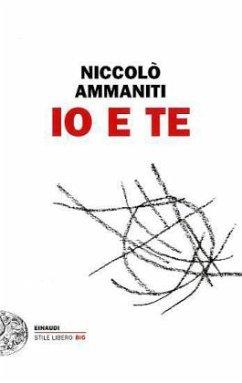 Io e te - Ammaniti, Niccolò