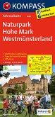 KOMPASS Fahrradkarte Naturpark Hohe Mark - Westmünsterland / Kompass Fahrradkarten