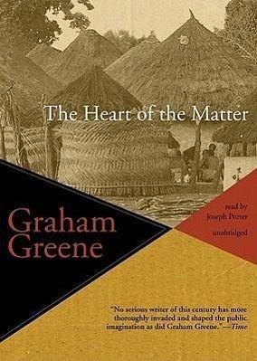 Essay graham greenes heart matter