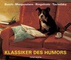 Klassiker des Humors, 4 Audio-CDs