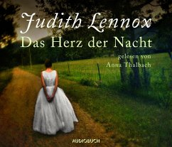 Das Herz der Nacht, 6 Audio-CDs (Sonderausgabe) - Lennox, Judith