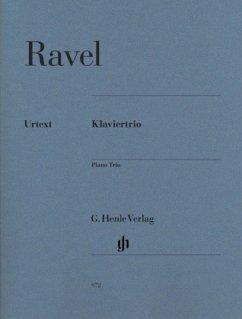 Klaviertrio, Partitur u. 2 Einzelstimmen